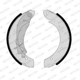 FERODO Bromsbackar, sats 6025370305 för RENAULT, PEUGEOT, CITROЁN, RENAULT TRUCKS köp
