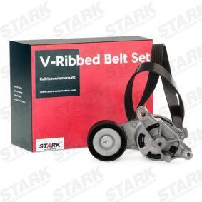 03G903315A für VW, AUDI, SKODA, SEAT, PORSCHE, Keilrippenriemensatz STARK (SKRBS-1200255) Online-Shop