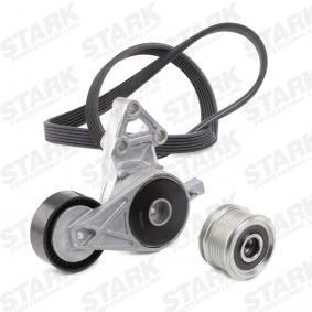 STARK SKRBS-1200289 Keilrippenriemensatz OEM - L038903119S AUDI, SEAT, SKODA, VW, VAG, INA, VW (FAW), VW (SVW), MDR günstig