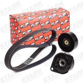 VX028145278EVX für VW, FORD, FORD USA, Keilrippenriemensatz STARK (SKRBS-1200336) Online-Shop