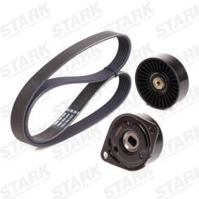 STARK SKRBS-1200336 Keilrippenriemensatz OEM - VX028145278EVX FORD, VW, VAG, FORD USA, AUTOTEAM günstig
