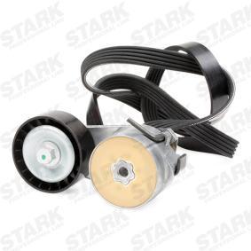 STARK Poly v-belt kit SKRBS-1200342