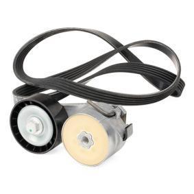 RIDEX Poly v-belt kit 542R0343