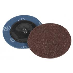 Jogo de discos abrasivos, lixadeira PTCQC5060 SEALEY