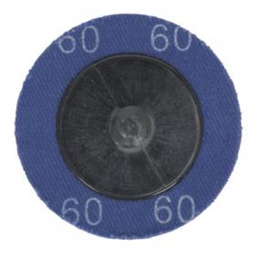 PTCQC5060 Jogo de discos abrasivos, lixadeira de SEALEY ferramentas de qualidade