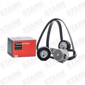 11281722789 für BMW, Keilrippenriemensatz STARK (SKRBS-1200387) Online-Shop