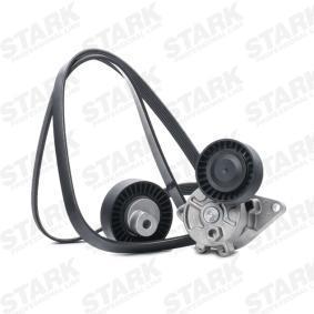 STARK SKRBS-1200387 Keilrippenriemensatz OEM - 11287838797 BMW, MINI, BMW (BRILLIANCE), ÜRO Parts, STARK günstig