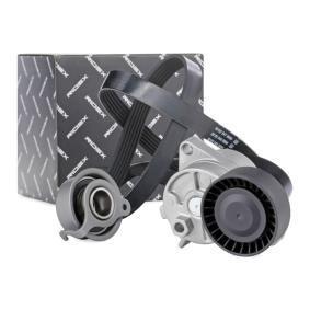 11281722789 für BMW, Keilrippenriemensatz RIDEX (542R0388) Online-Shop