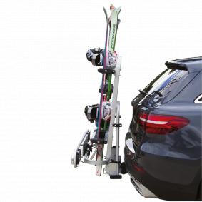 Auto FABBRI Ski- / Snowboardhalter, Anhängekupplungsträger - Günstiger Preis