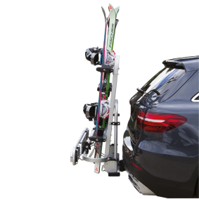 Ski- / snowboardholder, anhængertræk til biler fra FABBRI - billige priser