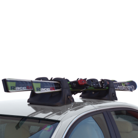 Ski / Snowboard Holder, roof carrier for cars from FABBRI - cheap price