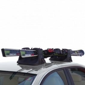 Porta-esquis / pranchas de snowboard, porta-bagagens tejadiho para automóveis de FABBRI - preço baixo