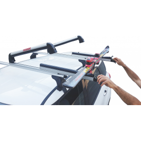 FABBRI Ski / Snowboard Holder, roof carrier 6801900 on offer
