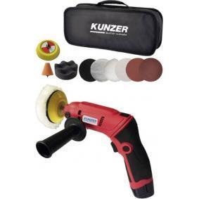 Polijstmachine van KUNZER 7MPM06 on-line