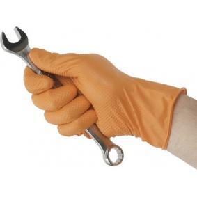 Rękawice gumowe do samochodów marki KUNZER - w niskiej cenie