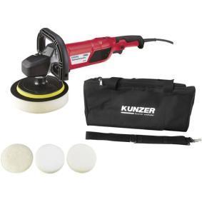 7PM05 Polermaskin från KUNZER högkvalitativa verktyg