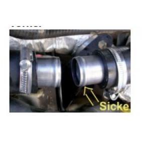 Маркучи / тръби за вода за охлаждане NKSR-ROHR 38X1,5X60 MM KUNZER