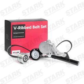 L038903119S für VW, AUDI, SKODA, SEAT, Keilrippenriemensatz STARK (SKRBS-1200493) Online-Shop