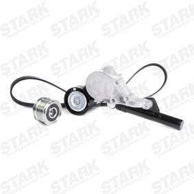 STARK SKRBS-1200493 Keilrippenriemensatz OEM - L038903119S AUDI, SEAT, SKODA, VW, VAG, INA, VW (FAW), VW (SVW), MDR günstig