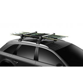 732600 Drżák lyżí / snowboardu, střeżní nosič pro vozidla