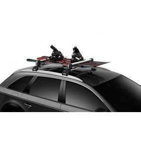 THULE Ski / Snowboard Holder, roof carrier 732600 on offer