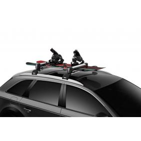732400 Ski / Snowboard Holder, roof carrier for vehicles
