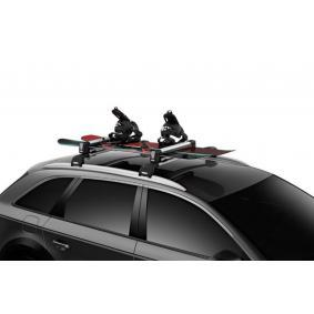 732400 Βάση για σκι / γα σνόουμπορντ, βάση οροφής για οχήματα