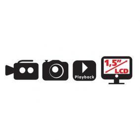 LAMPA Dashcams 38861 in de aanbieding