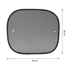 512010 Solskærme til bilruder til køretøjer