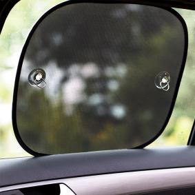 Auton ikkunoiden aurinkosuojat autoihin ALCA-merkiltä - halvalla