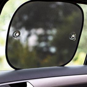 Zasłonki samochodowe na okna do samochodów marki ALCA - w niskiej cenie