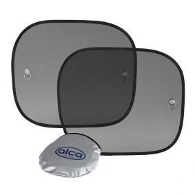 Solskydd till bilfönster för bilar från ALCA: beställ online