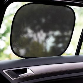 512310 Auton ikkunoiden aurinkosuojat ajoneuvoihin