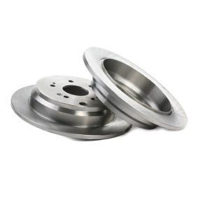 RIDEX Filtro de aceite motor (82B2619)
