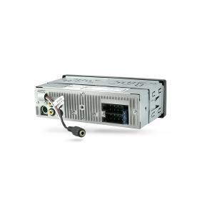 RF400 Multimedia receiver for vehicles
