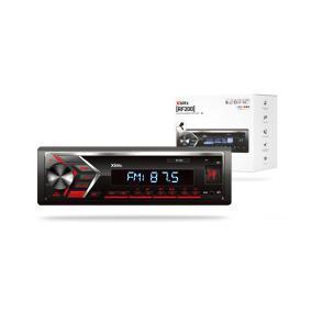 Stark reduziert: XBLITZ Auto-Stereoanlage RF 200