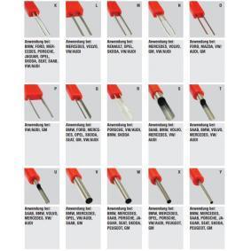 KUNZER Entriegelungswerkzeugsatz 7SKE25 Online Shop