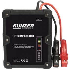 Baterie, pomocné startovací zařízení pro auta od KUNZER: objednejte si online