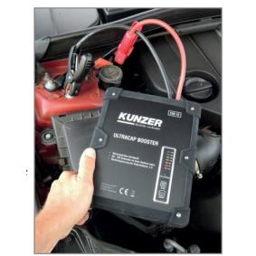 Start Aid Device for cars from KUNZER - cheap price