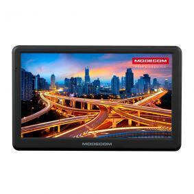 Navigationssystem för bilar från MODECOM: beställ online