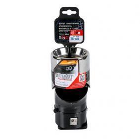 PILOT Deflector do tubo de escape 60116 em oferta