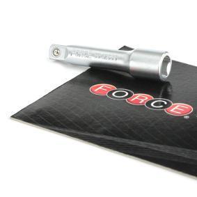 8042050 Verlenging, steeksleutel van FORCE gereedschappen van kwaliteit