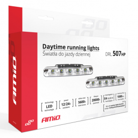 AMiO Daytime running light 01523/46479