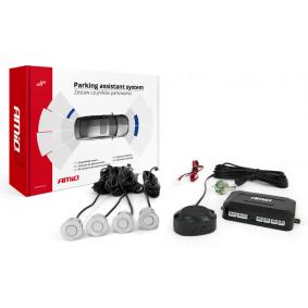 Parkeringsassistent system til biler fra AMiO: bestil online