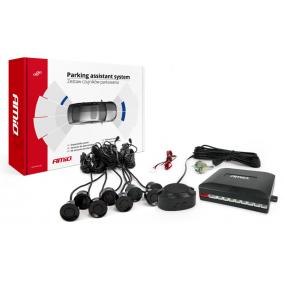 Parkeringshjälp system för bilar från AMiO: beställ online