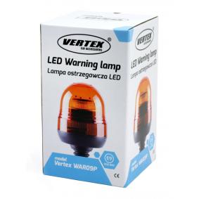 AMiO Varningslampa 71026/01501 på rea