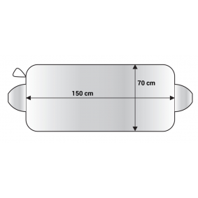 Сенник за предно стъкло за автомобили от AMiO - ниска цена