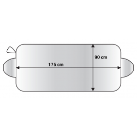 Parasol para parabrisas para coches de AMiO - a precio económico