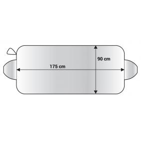Folie de protecţie parbriz pentru mașini de la AMiO - preț mic
