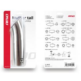 AMiO Deflector do tubo de escape 01301/71001 em oferta